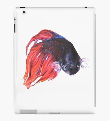 Zeta fish iPad Case/Skin