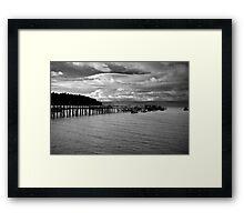 Teluk Bahang Penang Malaysia  Framed Print
