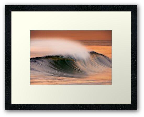Point Mugu Wave by David Orias