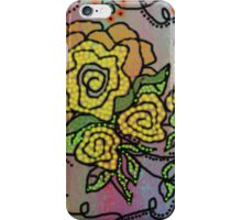Beaded Roses... iPhone Case/Skin