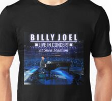 Billy Joel live in concert at shea stadium Unisex T-Shirt