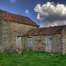 Old Barn - Lastingham North Yorkshire by Trevor Kersley