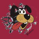 Dog by b8wsa