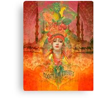 Tooty la Fruity Canvas Print