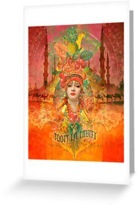 Tooty la Fruity by Aimee Stewart