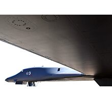 UNITED STATES AIR FORCE B-1B BOMBER Photographic Print