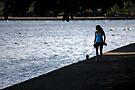 Pet walking  by Snapshooter
