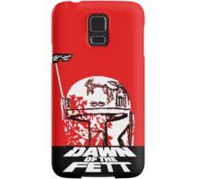 DAWN OF THE FETT Samsung Galaxy Case/Skin