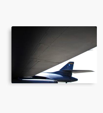 UNITED STATES AIR FORCE B-1B BOMBER Canvas Print