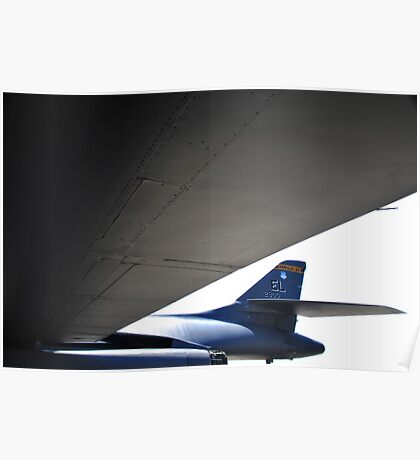 UNITED STATES AIR FORCE B-1B BOMBER Poster