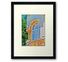 dream window... Framed Print