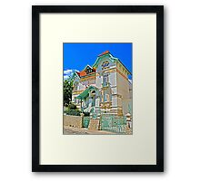 what dreams are made of.... Framed Print