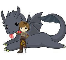 How to train your dragon [Ultimate] by rootstock