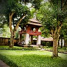 Temple of Literature by Ben Rees