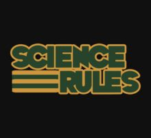 Science RULES Kids Clothes