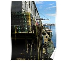 Fishing Harbor ~ Part One Poster