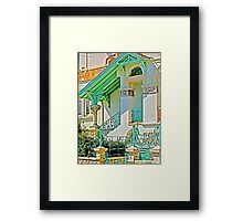 great architect Framed Print