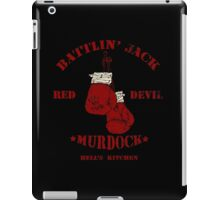 BATTLIN' JACK iPad Case/Skin