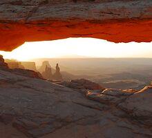 Mesa Morning by Eivor Kuchta