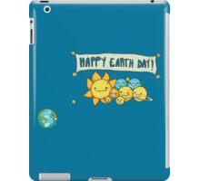 Earth Day iPad Case/Skin