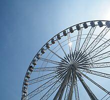 Nottingham Eye... Err... Wheel of Nottingham. by Rikki Walker