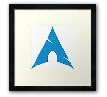 Arch [UltraHD] Framed Print