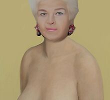Pat Butcher: Seductress by GarfunkelArt