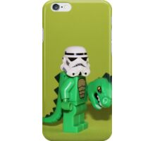 Crocodile Stormtrooper iPhone Case/Skin