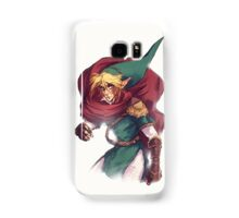First Hero Link Portrait Samsung Galaxy Case/Skin