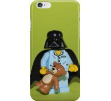 Sleepy Darth Vader iPhone Case/Skin