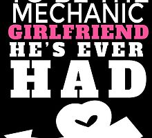 TO BE THE MECHANIC GIRLFRIEND HE'S EVER HAD by BADASSTEES