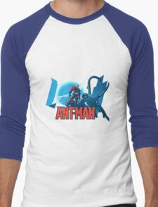 ANT-MAN / BAT-MAN MASHUP Men's Baseball ¾ T-Shirt