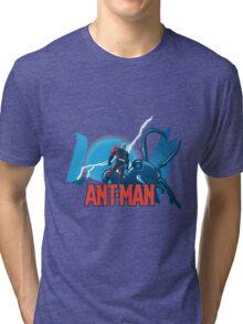 ANT-MAN / BAT-MAN MASHUP Tri-blend T-Shirt