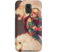 Prince of Lions Samsung Galaxy Case/Skin