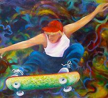 Go Ahead and Jump by Cathy Gilday
