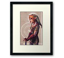 Hero of Twilight Framed Print