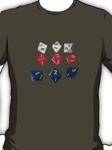 8 Sided Dice D8 T-Shirt