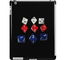 8 Sided Dice D8 iPad Case/Skin