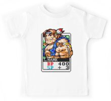 T. Hawk - Street Fighter Kids Tee