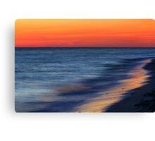 Beachscape Canvas Print