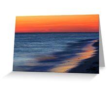 Beachscape Greeting Card