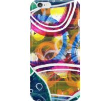 Divine Inspiration (wide version): Inner Power Paintings  iPhone Case/Skin