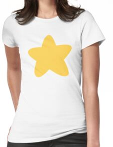 Steven's Star Womens Fitted T-Shirt