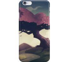 Sakura Tree #2 iPhone Case/Skin