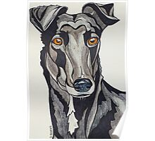 #7: Neve the Guru Greyhound: Messages from the Dogs Oracle Deck Poster