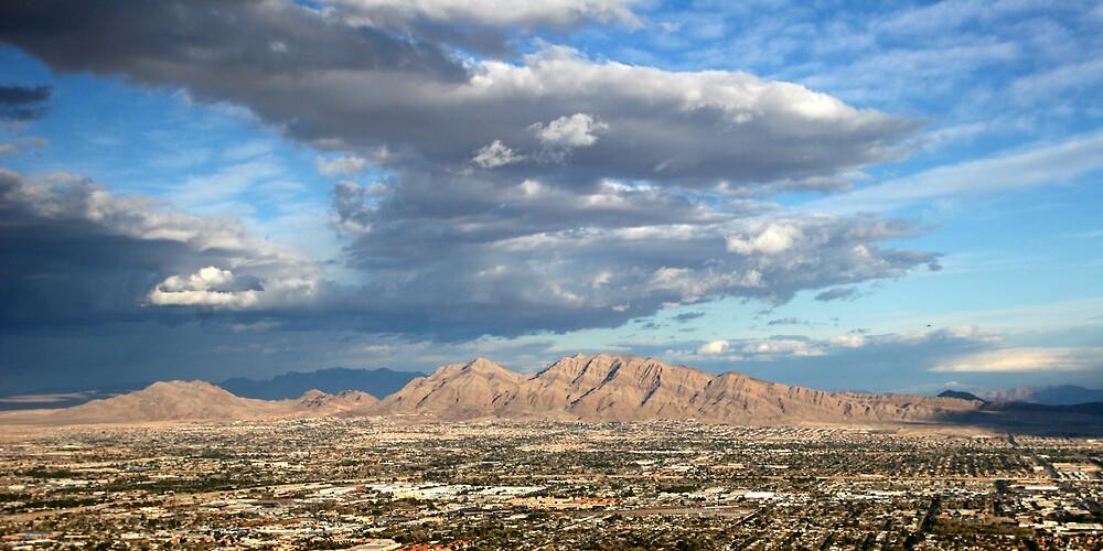 Las Vegas Skyline by photodivaanna