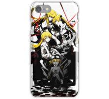 Shinobu Evo x Araragi iPhone Case/Skin