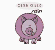 oink oink by Fran E.