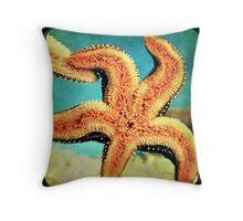 Ttv: Reaching In Throw Pillow
