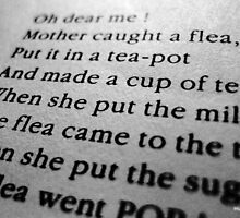 Oh Dear Me... by Hazel Dean